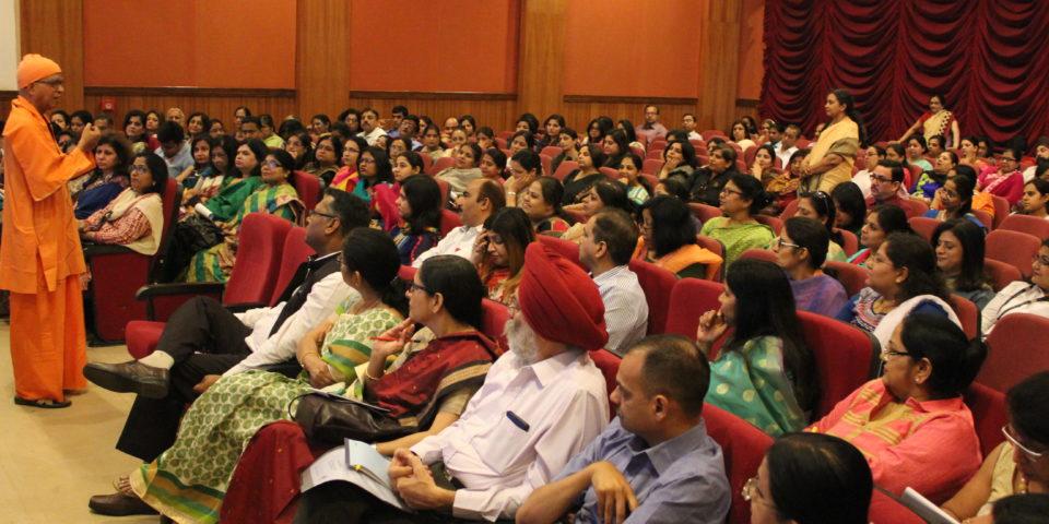 ACP's Principals' Workshop at Ramakrishna Mission, Delhi