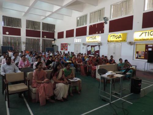 20160916 Teachers Training at Jhunjhunu,Rajasthan
