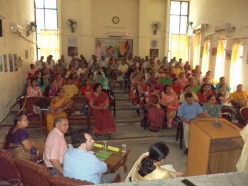 Chandigarh Workshop For KVs