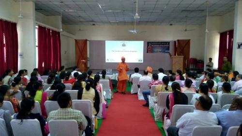 Teacher Training Workshop Jammu May 2017